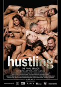 <strong>Hustling Season Three Poster.</strong>