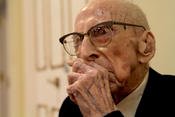 <strong>Walter Breuning lived to be the 5th oldest man ever. 114 years old, 205 days. He's the inspiration for Hunter Weeks documentary titled WALTER: Lessons from the World's Oldest People.</strong>