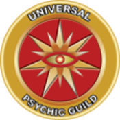 <strong>Universal Psychic Guild logo</strong>