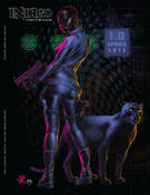 2013 Glyph Comics Award Winner (Best Cover) - Indigo: Hit List (C. Goubile/M. Kuumba)