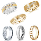 <strong>Wedding Bands for Men</strong>