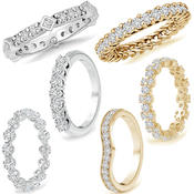 <strong>Wedding Bands for Women</strong>