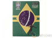 <strong>Cooper Football World Cup Brazil 2014 Apple iPad Folio Case feat. team Brazil</strong>