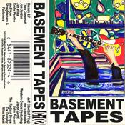 <strong>The cover for the Basement Tapes compilation, designed by Matt Crosslin, painted by Lifesavers/L.S.U./Aunt Bettys musician Michael Gerard Knott</strong>
