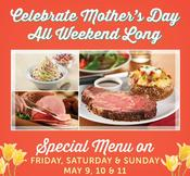 <strong>Ryan's, HomeTown Buffet, and Old Country Buffet are making Mother's Day a weekend long affair.</strong>