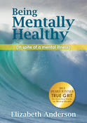 <strong>Being Mentally Healthy, book cover</strong>