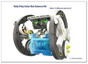 <strong>The Roly Poly Solar Bot STEM Kit Make 14 different solar bots!</strong>