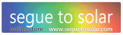 <strong>Segue to Solar Online Store logo (the colors in this design actually come from one of our bestselling solar gifts; the Rainbow Maker)</strong>