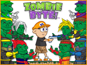 <strong>Zombie Byte is an All Ages Video Game on iOS, Android, PC, and MAC only on Kickstarter</strong>