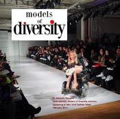Danielle Sheypuk, Spokesperson for Models of Diversity America.