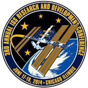 The third annual International Space Station Research and Development Conference takes place June 17-19 in Chicago. Image Credit: American Astronautical Society