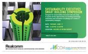 <strong>IBcon 2014 Sustainability Executive Smart Building Symposium</strong>