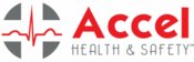 <strong>Accel Health & Safety logo</strong>