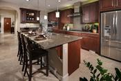 <strong>Sorrento Prestige Plan 2 kitchen</strong>