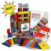 <strong>Crafty Cabin Camp Care Package-perfect activities for hot summer afternoons!</strong>