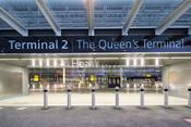 <strong>Heathrow Terminal 2 | The Queen's Terminal - photo by Steve Bates</strong>