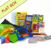 One of our most popular boxes, Flat Box Bonanza.
