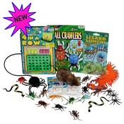 Ho ho! Plenty of laughs for the campers in this care packages filled with lots of creepy crawlers!
