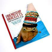 <strong>The entire cabin will enjoy this book with dozens of friendship bracelets patterns</strong>