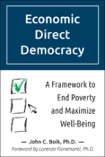 <strong>Front cover of Economic Direct Democracy</strong>