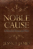 <strong>Historical fiction novel Noble Cause by Jessica James won coveted Southern Fiction Award.</strong>