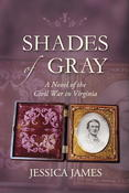 <strong>Civil War novel Shades of Gray by Jessica James, often compared to Gone with the Wind.</strong>