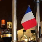 <strong>French Flag at Bistrot Zinc</strong>