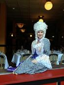 <strong>Marie Antoinette at Bistrot Zinc</strong>