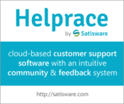 <strong>Helprace - customer support software by Satisware</strong>