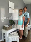 <strong>Tom and Karen Crider of Coastal Breezz Home Decor Center in Indian Shores, FL</strong>