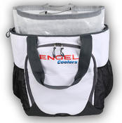 <strong>Patented Removeable Liner Keeps Bag Fresh, Easy To Clean</strong>