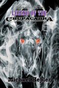 <strong>Legend of the Chupacabra front cover</strong>