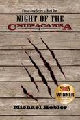 <strong>Night of the Chupacabra (Book I) front cover</strong>