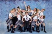<strong>The Broadway Dance Academy, of Brockville, Ontario, Canada, presents &quot;Forget About the Boy.&quot;</strong>