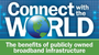 Connect with the World Conference on October 9 in Mount Vernon to Focus on the Benefits of Publicly Owned Broadband Infrastructure