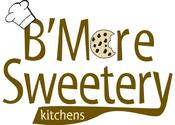 <strong>B'More Sweetery Logo</strong>