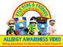 Food Allergy Musician, Educator to Develop the First Kid-Focused DVD for Schools K-6 and at Home
