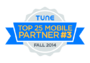 Mobile Ad Network Motive Interactive Awarded for Quality User Acquisition, Pushing the Company from a Top 25 to One of the Top 3 Mobile Advertisers in the World