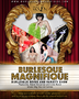 JAZZIZ Nightlife and Erika Moon present Burlesque Magnifique, a Burlesque Revue, Cabaret & Variety Show only for 1 night at JAZZIZ Nightlife in Boca Raton !