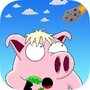 "Curly The Pig Breaks ""Pigs Can't Fly"" Stereotype With Addicting New Game App Launch"