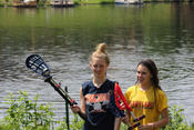 <strong>NCAA Lacrosse Championship players and fans can enjoy Lacrosse on water with Paddle Polo</strong>