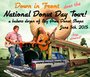 "San Francisco Rock'n'Roll Band, ""Down in Front,"" Conducts National Donut Day Tour"