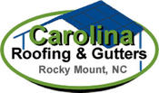 <strong>Carolina Roofing and Gutters is a Roofing Company Contractor Providing Services for Residential Homeowners Suffering Hail and Storm Damages from Rocky Mount to Greenville NC</strong>