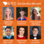 Joye Law Firm Awards Six College Scholarships to South Carolina Students