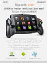 Crazy Finger Joy: JXD S192 Powered by Nvidia K1 192-core GPU, Nvidia Shield Protable 2?