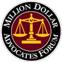 Attorney Randall R. Sevenish Named To Million Dollar Advocates Forum
