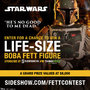 Star Wars Fans Get a Chance to Win the Biggest Bounty in the Galaxy!