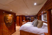 <strong>Breaux Baycraft yacht BAYOU - stateroom</strong>