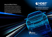 <strong>HDBaseT Automotive Flier Page 1</strong>
