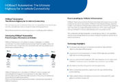 <strong>HDBaseT Automotive Flier Page 2</strong>